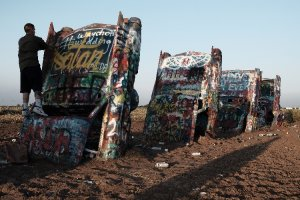 20170916 Cadillac Ranch 3