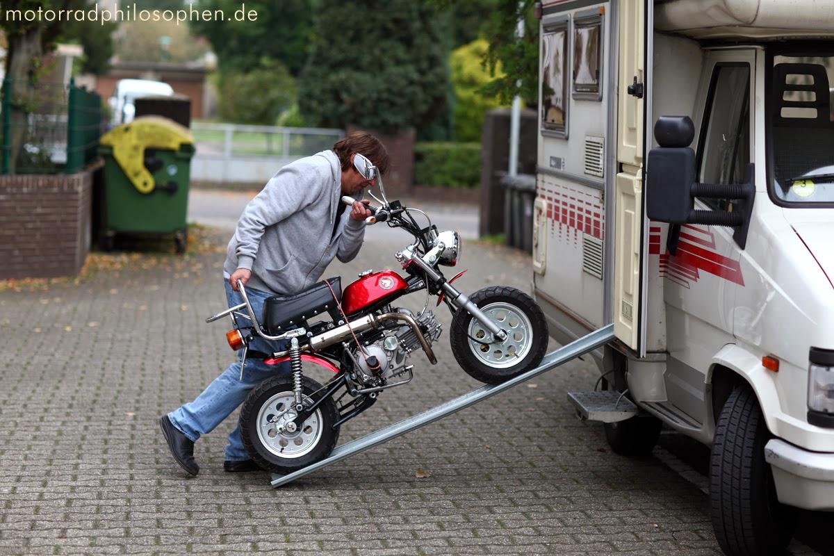 Honda Monkey Amp Co Mit H 252 Bschen M 228 Dchen